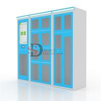 杭州蒂格斯凯智能工具租赁柜小区便利工具租赁柜厂家定做