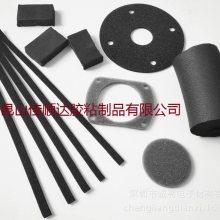 苏州进口CR泡棉胶垫,国产CR橡塑泡棉密封垫,防水黑色泡棉胶贴