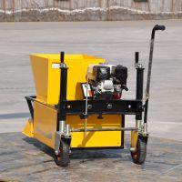 厂家定制路边石滑膜成型机 拦水带马路牙子滑模机 路缘石滑模机