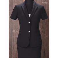 西安女装订做 小西装 夏季短袖职业西装 量体裁衣 团体定制