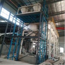 益阳导轨式升降机价格 厂房货梯提升机 仓库升降平台 品质保证