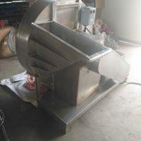 冷冻鸡肉切片机 冷冻牛肉破碎机 冻肉切碎机 鼎鸿制造