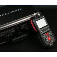 天地首和TD500-SH-SO2F2泵吸式硫酰氟測量儀、五合一氣體檢測儀