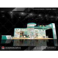 第十三届上海国际节能与新能源汽车产业博览会展台设计和搭建
