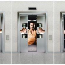 包你满意的福州仓山电梯广告,仓山电梯刷屏广告等你来哦