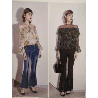 广州艾利欧女装折扣货源批发品牌女装折扣一手货源多种款式多种风格