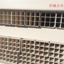 PVC多孔格栅管塑料管道专业生产厂家实体经营