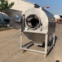 全电100斤芝麻辣椒炒货机 小型15斤瓜子炒货机价格 电加热炒货机厂家