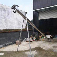 昌隆牌粮食装车输送机 气力吸粮机 螺旋粮食提升机