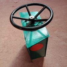 行车/天车/起重机/龙门吊夹轨器 方向盘手动夹轨器 轨道防滑装置