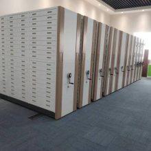 重庆底图密集架 君正档案密集柜 带地轨可移动档案柜密集架订做测量出图