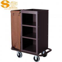 专业生产SITTY斯迪99.7802酒店客房服务车/清洁服务车/房口车