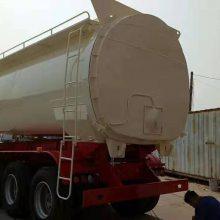 四川省35吨散装水泥罐车抓住机遇大显身手