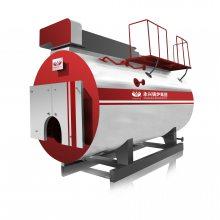 十吨冷凝天然气蒸汽锅炉低氮排放