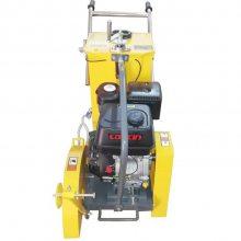 500型马路切割机 手推式沥青路面切缝机 水泥路面切割机