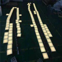 感应地灯 LED舞台地砖灯 地埋灯带 性价比高,品质保障