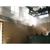 四川省绵阳市垃圾分拣中心喷雾除臭设备