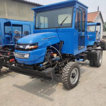 操作简单的农用拖拉机 柴油四驱农用运输车 优质柴油四驱拖拉机四不像车