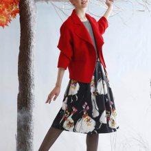 广州便宜女秋装新品特卖 女装品牌女装货源拿货简约休闲品牌折扣女装尾货批发