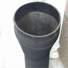 厂家直销橡胶制品 橡胶漏斗 异型橡胶定制 量大优惠