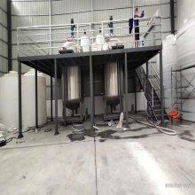 璧山5吨平底硫酸储罐 5吨硫酸储罐 5立方塑料水箱供应商