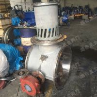 供应DN1500电动放风阀碳钢材质 益尘蝶型放散阀价格