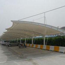 车棚-苏州创锦帆装饰工程有限公司车棚-膜结构停车棚