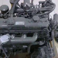 五十铃发动机 4JG1 发动机总成 挖掘机 配件 全新 原厂发动机