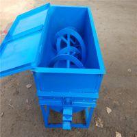 安徽养殖西门塔尔牛混料机 饲料搅拌机箱体钢板厚度可定做