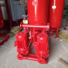 新型增压稳压设备厂家ZW(L)-II-XZ-E SQL1200*1.5气压罐 消防泵增压