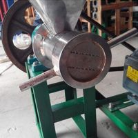 全新可流动柴油机膨化机厂家 小型新型五谷杂粮膨化机价格