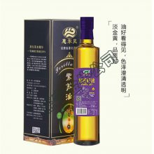 甘肃惠尔灵500ml紫苏油初级冷榨