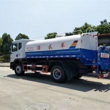 D9多利卡绿化洒水车,15吨洒水车价格,随州洒水车厂家