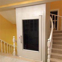 河南家用小型电梯 简易电梯尺寸 乘坐1人2人电梯价格