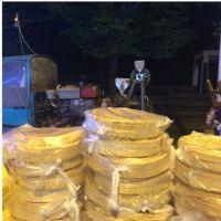 全新玉米食品膨化机械 玉米膨化机 双机头汽油膨化机厂家