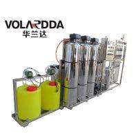 华兰达EDI除盐水设备 广西汽车零件电子器件生产超纯水设备 保证电导率
