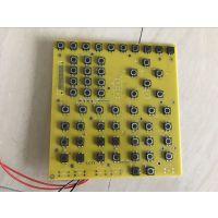弘讯电脑按键板TM2647KM2佳明 海星 海达 海天注塑机按键板F1-F10