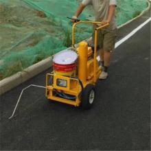热销小区路面划线机 地下车库小型划线机 汽油道路划线机厂家