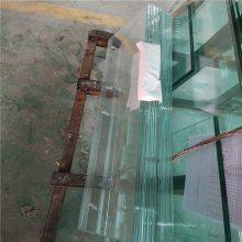 2-22mm金晶,南玻,信义超白钢化玻璃定制加工