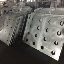 阜新咖啡色、灰色碳铝单板 冲孔雕花造型3.0 非标定制