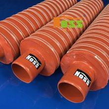 耐高温排烟管道(含保温系统) 保温软管 保温管通风管炽热空气热风管
