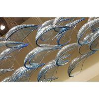 定制现代风格艺术玻璃创意灯