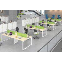 【北京办公家具厂家供应】独立办公桌板式桌钢架桌