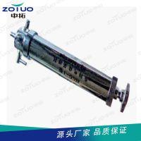 CZY-50 型多种气体采样器 圆筒形正压式气体采样器 CZY50型气体检测管