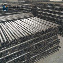 支护用40管缝锚杆 定做各种规格管缝式锚杆 43管缝锚杆