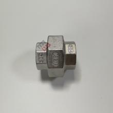 哪里有316不锈钢活接 304丝扣螺纹活接头 不锈钢铸件活接DN25