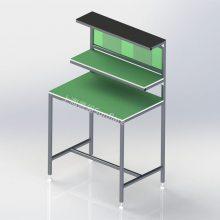 电子装配工作台定做上海善昶Sunflare铝型材工作台厂家