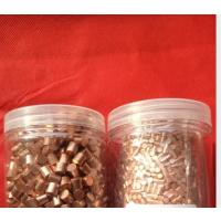 高纯铜 铜颗粒 铜管 铜线 4N 4N5 5N 纯度高 杂质少 真空镀膜 可根求图纸或要求定制