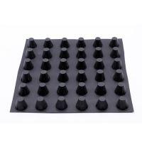 塑料排水板一般用在车库顶板排水和隧道顶排水