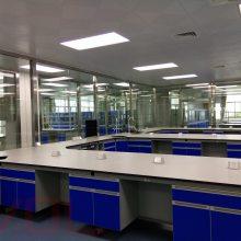 WOL钢木实验台 耐酸碱实验室操作台
